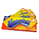 Kava Candy - Easy | Fun | ON-The-GO for Stress & Anxiety Support from Hawaii - Orange 4 packs