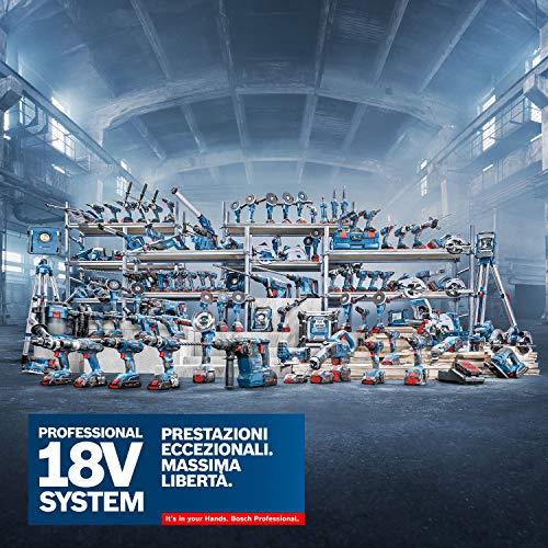 Bosch Professional 611904003 GBH18V-ECN Martello Perforatore con Attacco SDS-Plus, 18 V