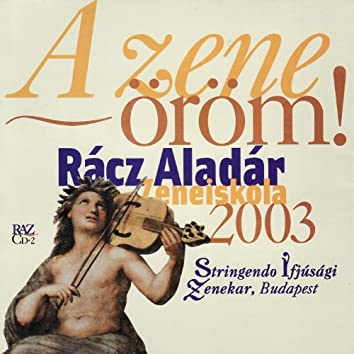 Music for String Chamber Orchestra - Racz Aladar Music Institute Budapest 2003