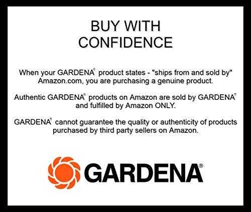 Gardena 2650 164-Foot Wandhalterung abnehmbare Gartenschlauchtrommel mit Schlauchführung - 5