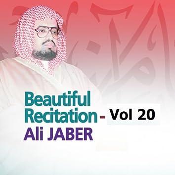 Beautiful Recitation, Vol. 20 (Quran - Coran - Islam)