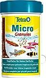 Tetra Micro - Comida para peces de acuario con boca pequeña (6 unidades de 100 ml)