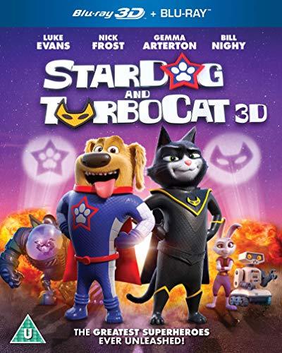 StarDog and TurboCat [Blu-ray] [2019]