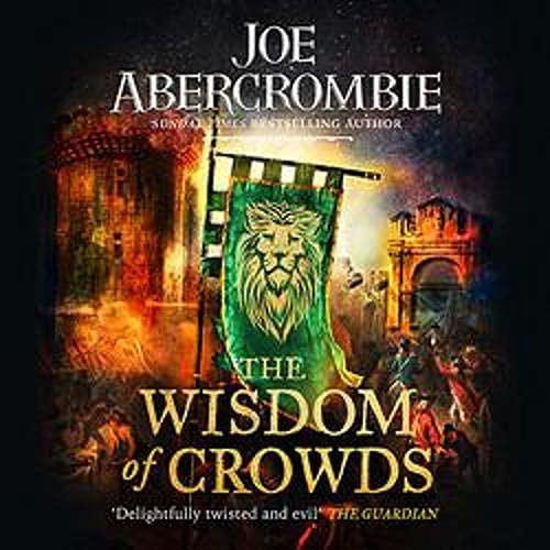 The Wisdom of Crowds cover art