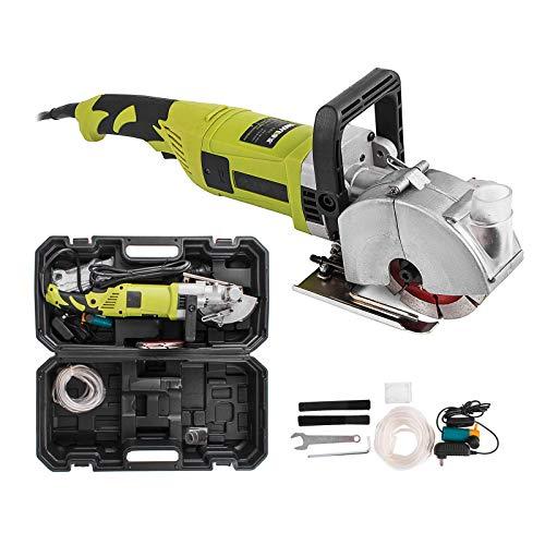 VEVOR 4KW Stozzatrice Elettrica Scanalatore da Muro Elettrico 7500Rpm Macchina da Taglio per Scanalature da...