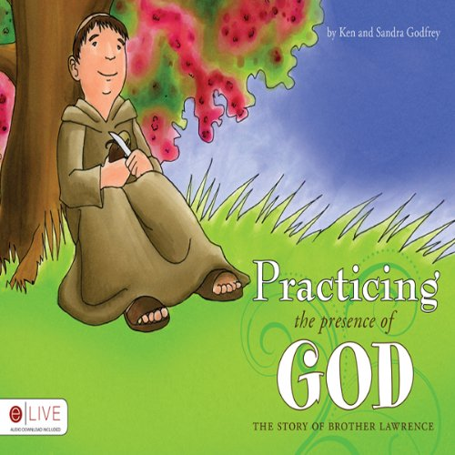 Practicing the Presence of God audiobook cover art