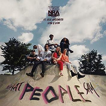 What People Say (Radio)