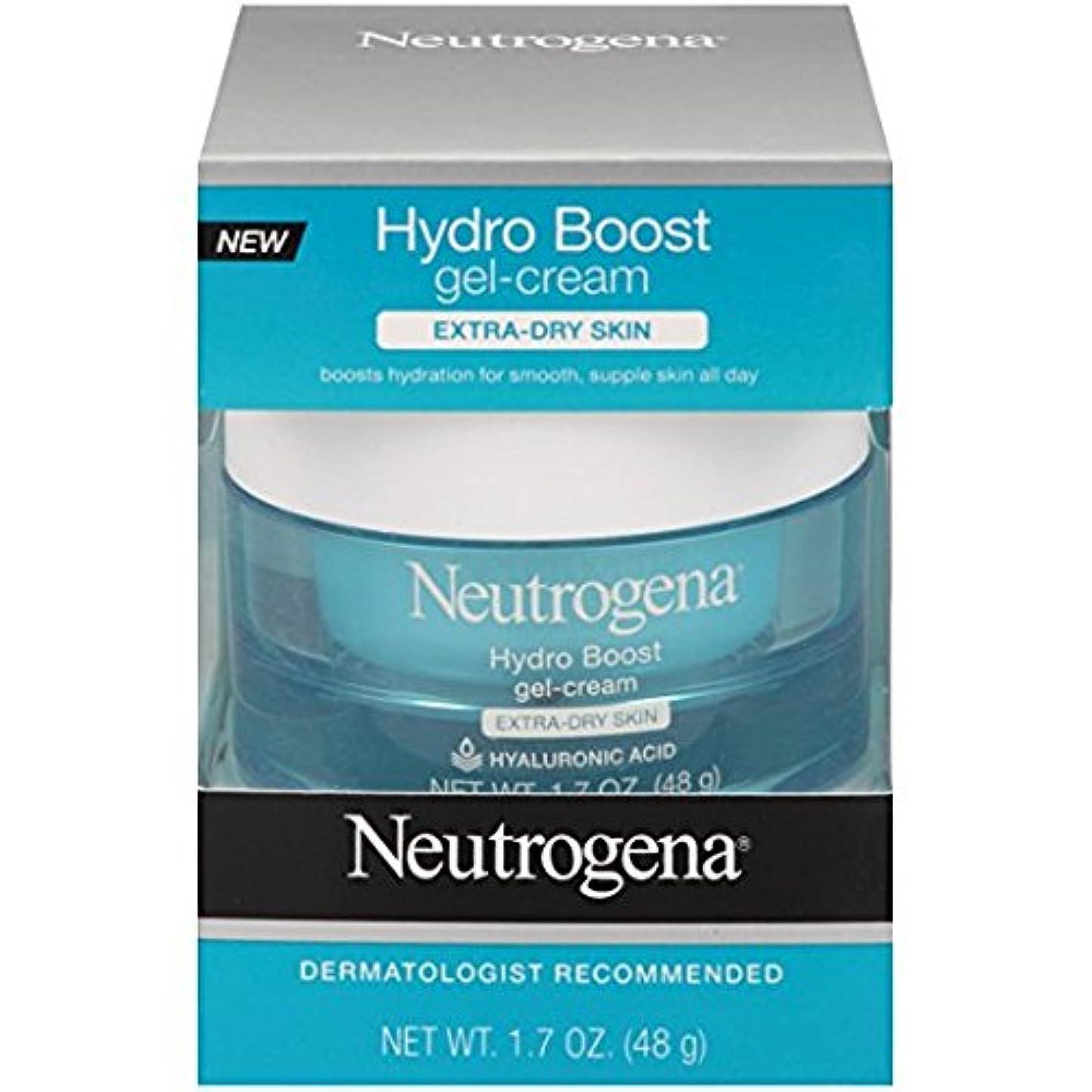 神何でも委任するNeutrogena Hydro Boost Water Gel 45g ニュートロジーナハイドロブーストウォータージェル エクストラドライスキン [並行輸入品]