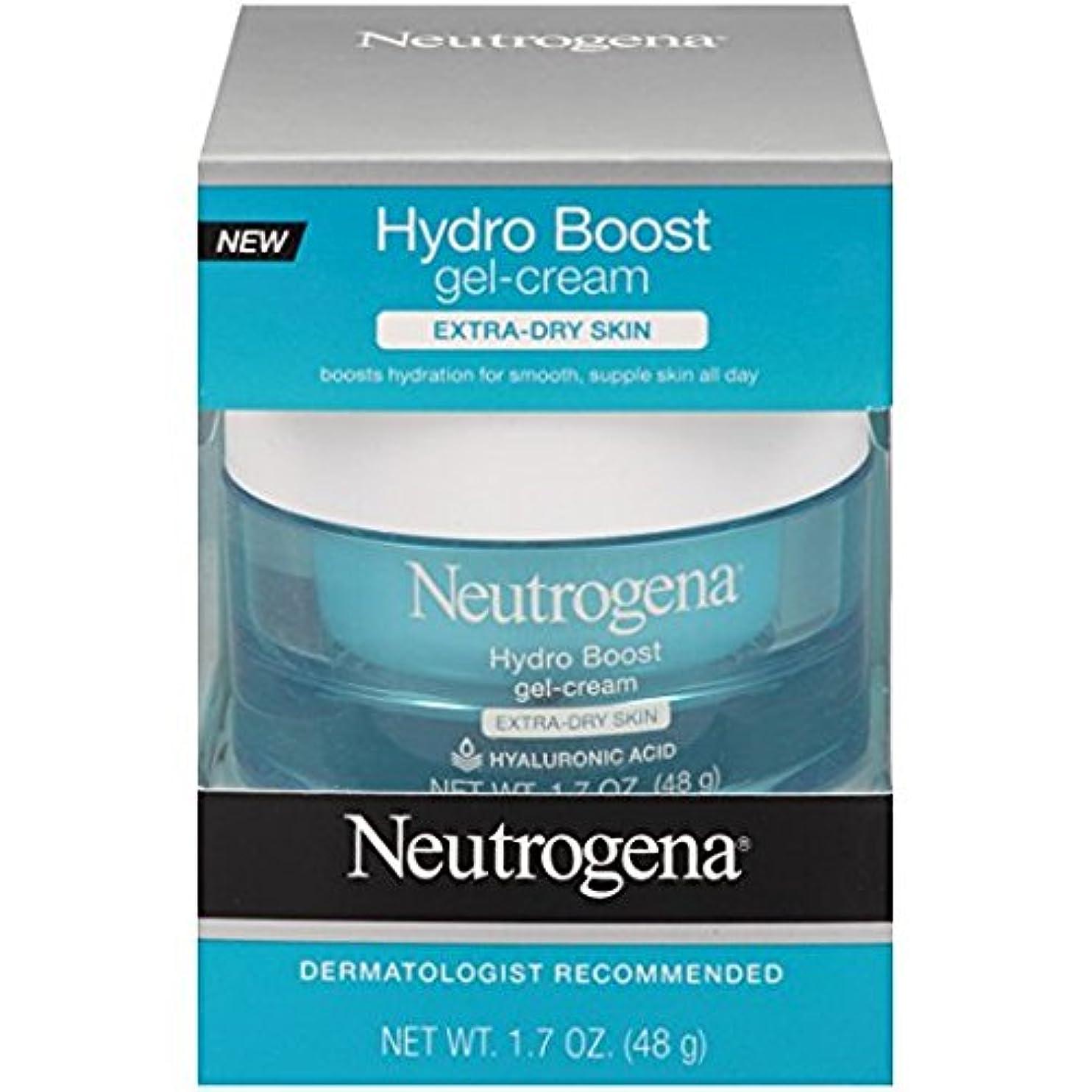 攻撃バンドすきNeutrogena Hydro Boost Water Gel 45g ニュートロジーナハイドロブーストウォータージェル エクストラドライスキン [並行輸入品]