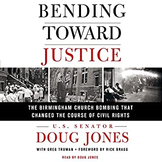 Bending Toward Justice cover art