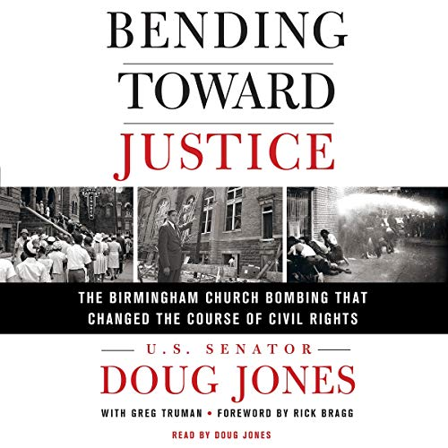 Bending Toward Justice audiobook cover art