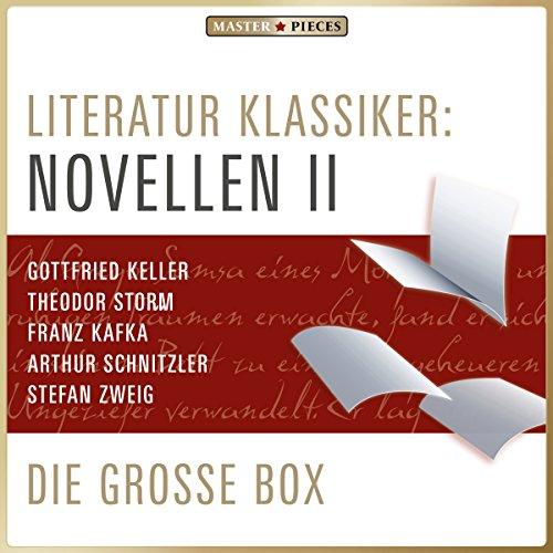 Literatur Klassiker: Novellen II Titelbild