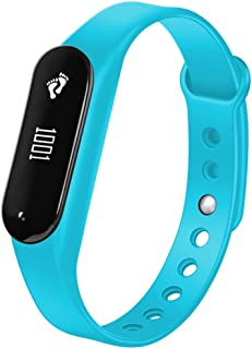WTYD Smartwear CHIGU C6 0.69 inch OLED Display Bluetooth Smart Bracelet, Support Heart Rate Monitor/Pedometer/Calls Remind/Sleep Monitor/Sedentary Reminder/Alarm/Anti-Lost, Compatible with