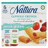 Eurofood Cannolo Crunch con Frutti Rossi - 125 gr