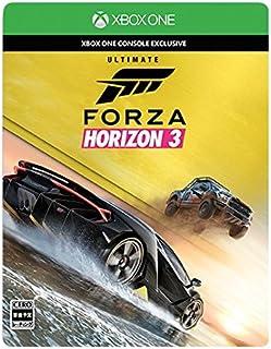Xbox One Forza Horizon 3 アルティメットエディション (【特典】アーリーアクセス・カーパス・VIPメンバーシップ・Motorsport All-Stars カーパック・Steelbook特製ケース)