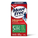 DID YOU KNOW: Move Free Advanced + MSM combines heritage joint support ingredients with the clinically studied mineral complex Uniflex. Uniflex has been shown to help support joint comfort in as little as 14 days.* WHAT IS IT: This joint supplement f...