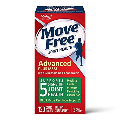 Move Free MSM 1500mg (per serving) …