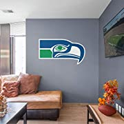 "Main product decal size is 51""W x 28""H Ideal for decorating any room in the home or office; safe for painted walls and other smooth surfaces! Just peel, stick and impress, it's that easy. No tape or tacks required. Fathead offers a thick high-grade v..."