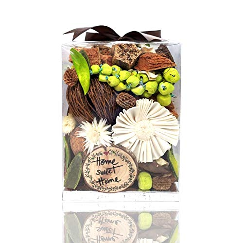 Jacqver Coconut Lime Potpourri 13 oz Gift Box - Made in USA