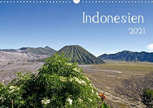 Indonesien (Wandkalender 2021 DIN A3 quer)