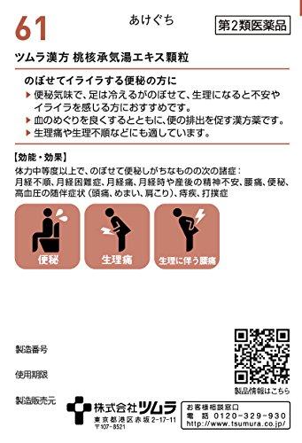 【第2類医薬品】ツムラ漢方桃核承気湯エキス顆粒20包