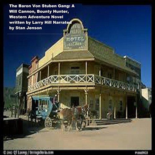 The Baron Von Stuben Gang audiobook cover art