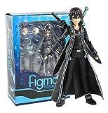 Figura De Sword Art Online De 17 Cm, Kirito Kazuto, Colección De Figuras De Acción De Anime, Juguetes De Decoración