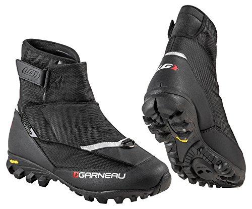 Louis Garneau Klondike Mountain Bike Shoe - Men's Black, 43.0