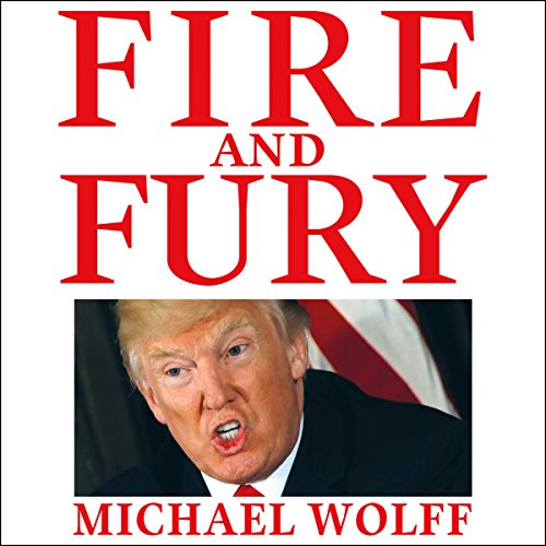 Couverture de Fire and Fury