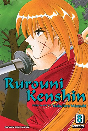 RUROUNI KENSHIN VIZBIG ED GN VOL 08 (OF 9) (C: 1-0-1)