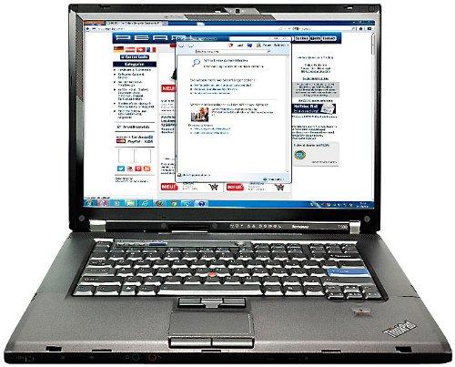 Lenovo ThinkPad T500, 15.4