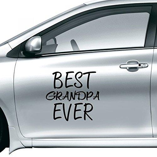 DIYthinker Beste Opa Ooit Quote Auto Sticker Op Auto Styling Decal Motorfiets Stickers Voor Auto Accessoires Gift