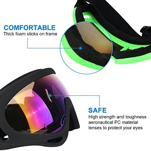 Ski Goggles 2 Packs