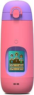 GULULU Talk The Interactive Smart Water Bottle & Health Tracker for Kids Pink