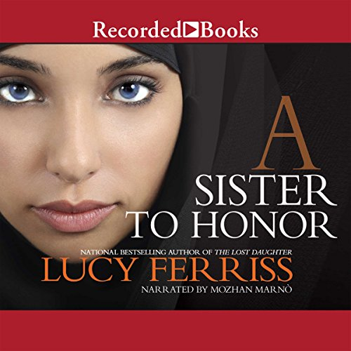 A Sister to Honor audiobook cover art