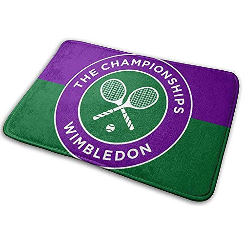 Sesily Wimbledon - Felpudo de tenis con diseño de girasol