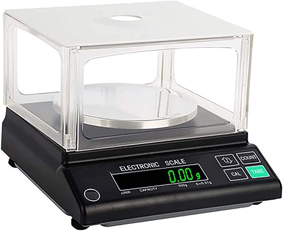 WZ Digital Easy-to-use High Precision Laboratory Analytical Easy-to-use Balance LC Scale
