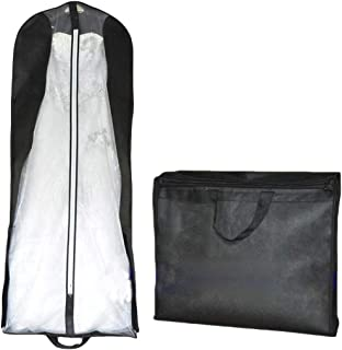 Leather For Gowns Furs White Breathable Wedding Gown Dress Garment Bag Dress