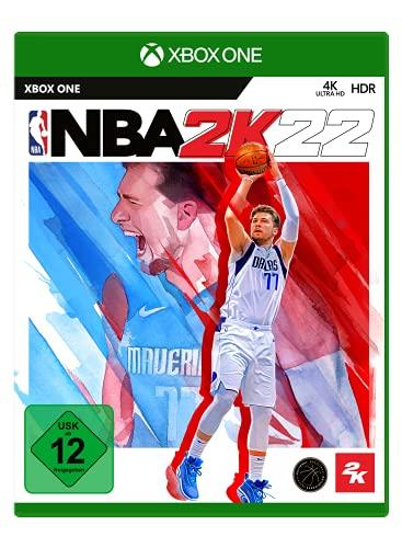 NBA 2K22 Amazon Standard Plus - [Xbox One]