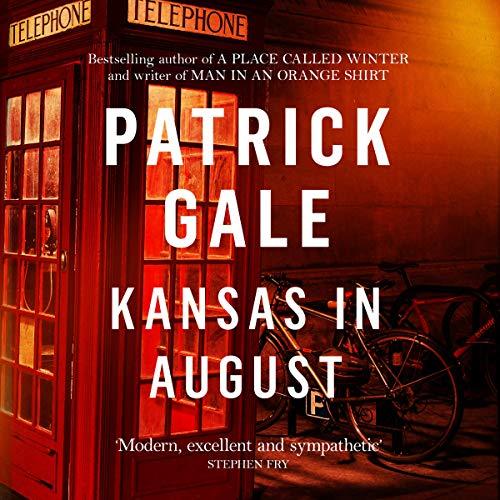 Kansas in August cover art