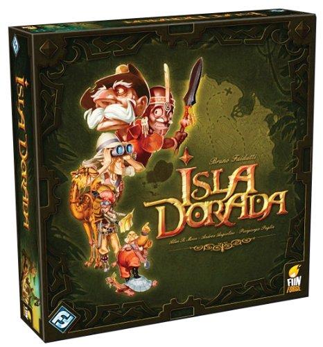 Fantasy Flight Games VA74 - Isla Dorada