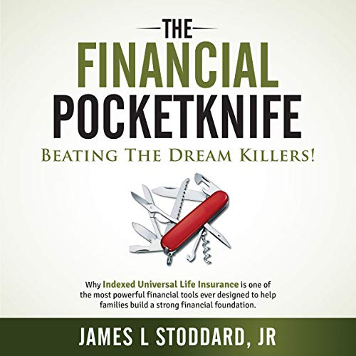The Financial Pocketknife audiobook cover art
