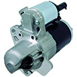 New Starter Replacement For 2013-2014 Cadillac ATS 3.6L, 05-14 CTS 3.0L 3.6L, 06-09 STS SRX 3.6L, 10-14 Chevy Camaro 3.6L 12608653 12610857 M000T35875 M000T35874