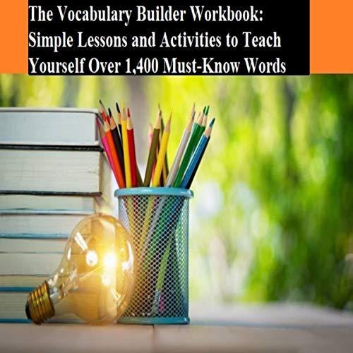 The Vocabulary Builder Workbook cover art