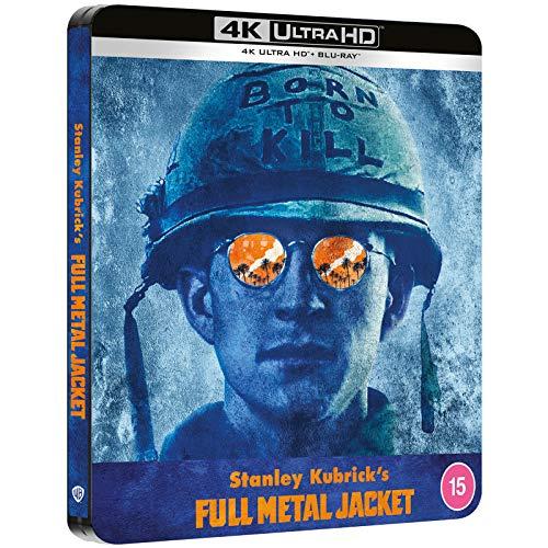 Full Metal Jacket - Import Steelbook inkl. deutschem Ton (4K & Blu-ray)