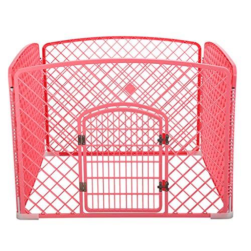 Clôture pour animaux de Compagnie, Chien intérieur Petit Chien Cage Moyenne Chien clôture Grand Chien Chien clôture Porte d'isolation