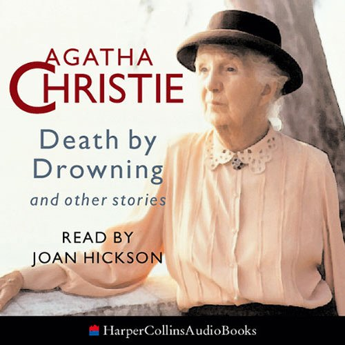 Death by Drowning audiobook cover art