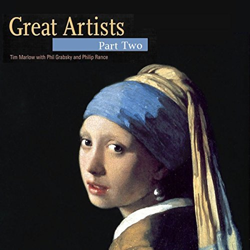 Great Artists audiobook cover art