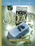 Natural Soap by Melinda Coss (2015-01-01)
