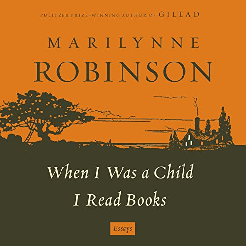 When I Was a Child I Read Books audiobook cover art